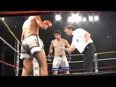 Mikel Rodriguez vs Ivan Rojo