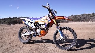 7. Stillwell Performance KTM 350 XC-F Project Bike | Dirt Locker