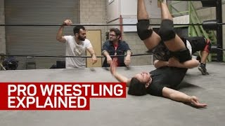 The world of pro wrestling: explained