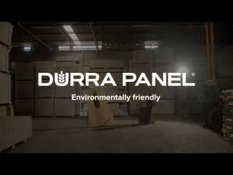 Durra Panel - Sustainable, Durable & Affordable