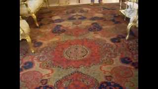 Antique Persian Carpet Sarouk