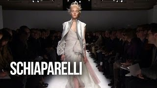 Schiaparelli Couture Spring/Summer 2014 | EXCLUSIVE | Paris Couture Fashion Week | FashionTV