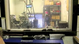 8. Arctic Cat 6000 C-TEC2 Engine On The Dyno At Speedwerx