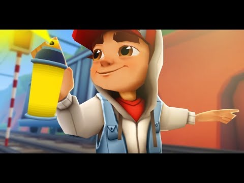 🏃💨 Subway Surfers Official Launch Trailer
