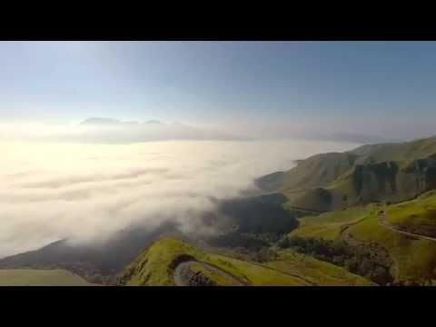阿蘇の雲海  「ラピュタの道」