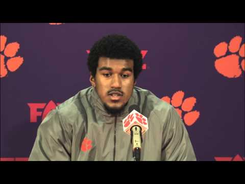 Vic Beasley Interview 1/17/2014 video.