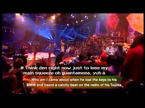 Video BEENIE MAN - WHO AM I [live 2002] With Lyrics! download in MP3, 3GP, MP4, WEBM, AVI, FLV January 2017