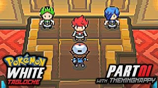 Pokémon White Randomized Taglocke PART ONE w/ TheKingNappy!! by King Nappy