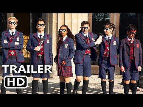 THE UMBRELLA ACADEMY Season 2 Announcement Trailer (2019) Netflix Series HD - Thời lượng: 37 giây.