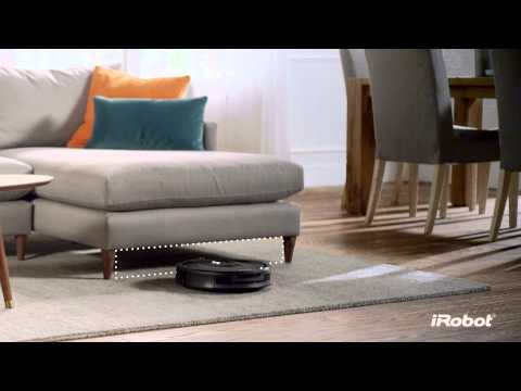 How to Use iRobot Roomba® 980 Robot Vacuum:  The robot that started the revolution is back and better than ever and now includes the iRobot HOME App that makes customizing your Roomba® 980 easier than ever.For more information, please visit http://bit.ly/29IQGiIBuy Now! http://bit.ly/BuyRoomba980