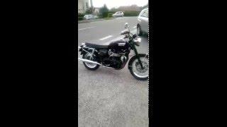10. Triumph Bonneville t100 Bad engine sound