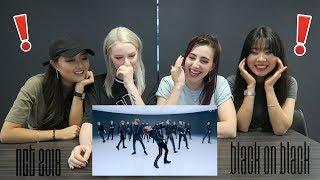 Video [MV REACTION] BLACK ON BLACK - NCT 2018 | P4pero Dance MP3, 3GP, MP4, WEBM, AVI, FLV Juni 2018