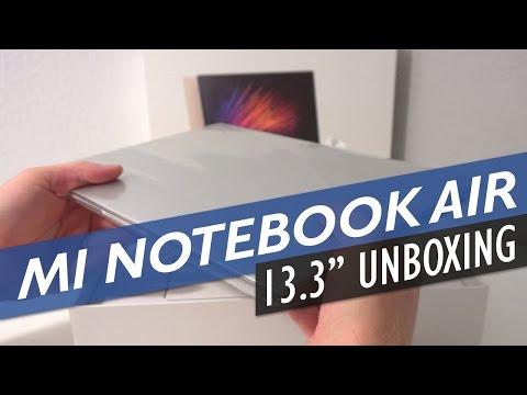 Xiaomi Mi Notebook Air 13 Unboxing Core i5, Nvidia 940MX Version (English)