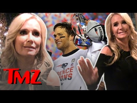 Children - We talk to 'Real Housewives' star Kim Richards about a new study that says people who have put on more weight, produce smarter kids! Subscribe! TMZ -- https://youtube.com/user/TMZ Subscribe!...