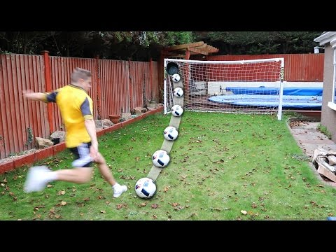 HOUSEHOLD FOOTBALL CHALLENGES - FIFA 17