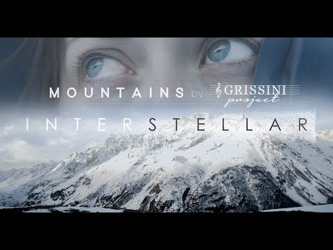 Interstellar - Mountains cover by Grissini Project (видео)