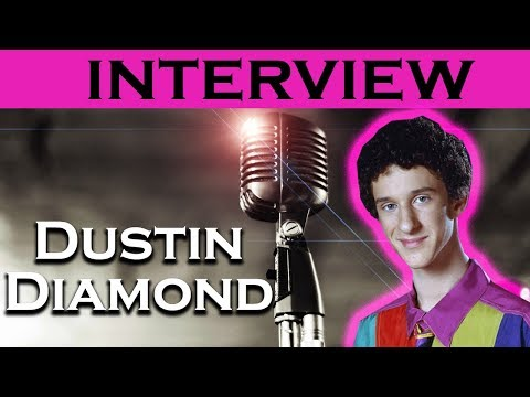 INTERVIEW with Screech Dustin Diamond