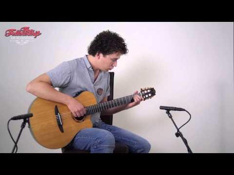 Yamaha NTX-1200R at The Fellowship of Acoustics (видео)