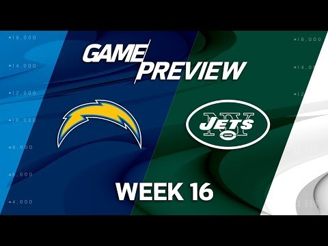 Video: Los Angeles Chargers vs. New York Jets | NFL Week 16 Game Preview | NFL