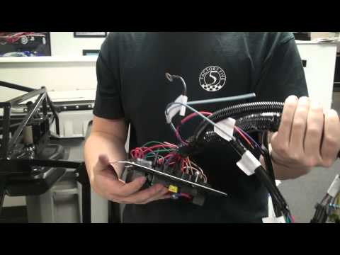 Factory Five Mk4 Build Episode 12: Chassis Aluminum & Wiring