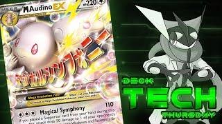 Pokémon Cards - Mega Audino EX Deck Profile! | Deck Tech Thursday #19! by The Pokémon Evolutionaries