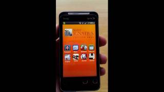St. Ignatius College Prep App YouTube video