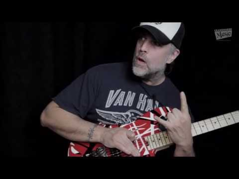 EVH Striped Series Guitars from Fender