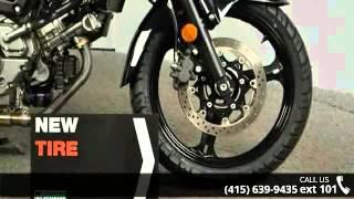 4. 2009 SUZUKI V-Strom 650 DL650 Touring bike Only 4083 Miles!