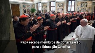 Educação católica humanizada, com diálogo e esperança contribui à missão da Igreja