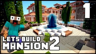 Minecraft: How To Make a Mansion - Part 1 Snap! Don´t forget to leave feedback, like and favorite! ● Get 25% off Minecraft servers from http://www.MCProHosti...