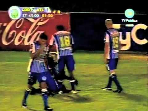 Gol de Federico Higuaín al Atlético de Tucumán (Clausura 2010)