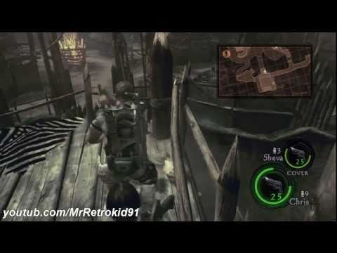 preview-Resident Evil 5 Gold Edition Walkthrough Part 13 [HD] (MrRetroKid91)
