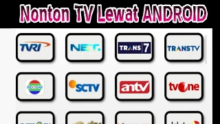 Nonton Cara Nonton Tv Hd Di Android Tutorial Streaming Tv  Tutorial Android Film Subtitle Indonesia Streaming Movie Download