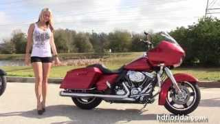 4. Used 2013 Harley Davidson Road Glide Custom Motorcycles for sale in