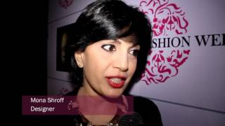 Mona Shroff at Pune Fashion Week 2013