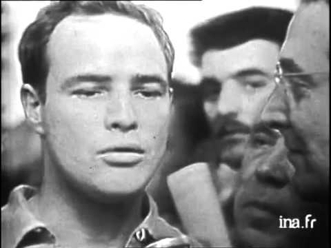 Marlon Brando Interview  – 1957