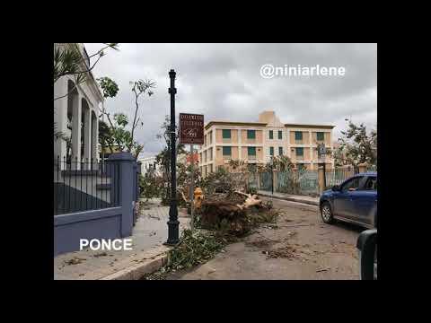 Huracan Maria Ponce PR