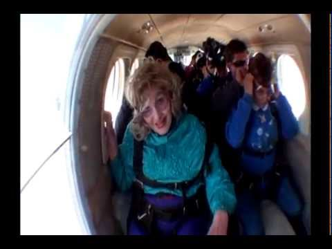 When Skydiving Goes Wrong