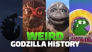 Weird Moments in Godzilla History by IGN