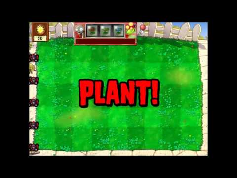 preview-Let\'s Play Plants vs. Zombies! - 006 - Mini-game madness! (ctye85)