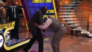 Charles Barkley FIGHTS Shaq with MMA Skills