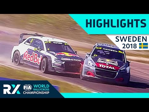 World RX Weekend Highlights | World Rallycross of Sweden