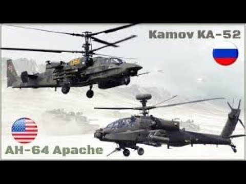 Boeing AH-64 Apache (US) vs Kamov...