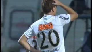 TRI CAMPEÃO 2011 - SANTOS FC 2 x 1 peñarol.