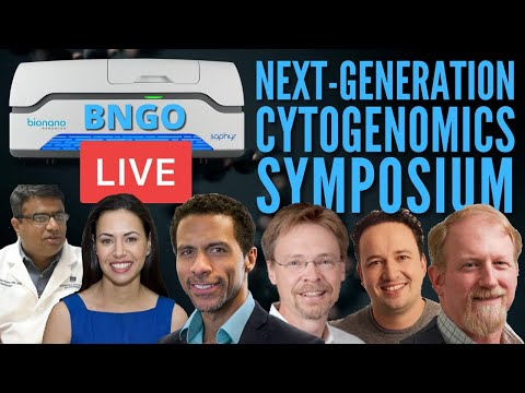 BNGO Symposium LAST DAY - Scientists Show Off Their Research with Bionano Genomic's Saphyr