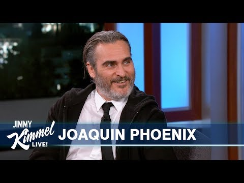 Joaquin Phoenix on Playing Joker Exclusive Outtake