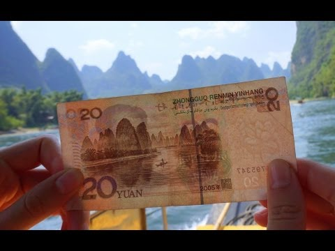 Li River Boat Tour from Guilin To Yangshuo, China