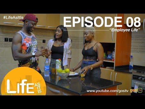 Life As It Is S1E8 - Employee Life