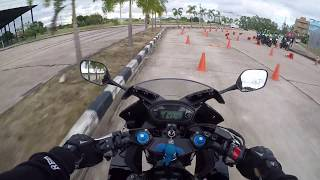 9. CBR500R 2018 - Basic course By Bigwing Rayong (Test Upload)