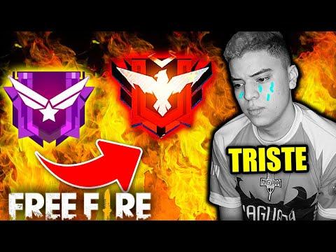 LLEGANDO A HEROICO DE LA FORMA MAS TRISTE QUE EXISTE EN FREE FIRE .... | TheHectorino